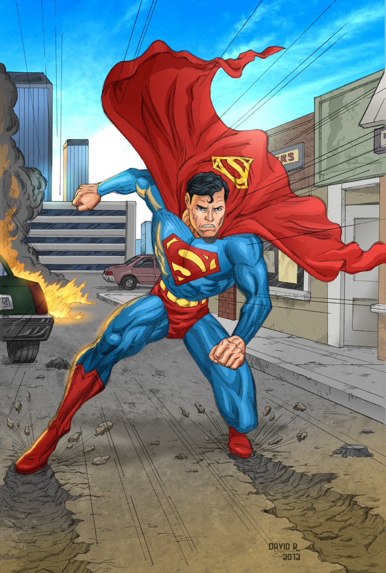 Superman Art_Color_72