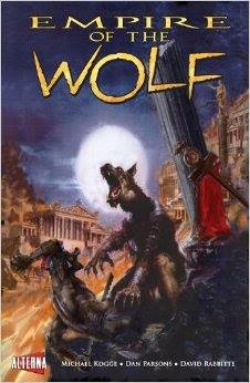 Empirof the Wolf novel